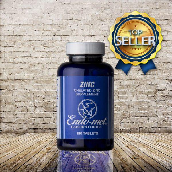 endo-met-supplements-chelated-zinc-180-tablets